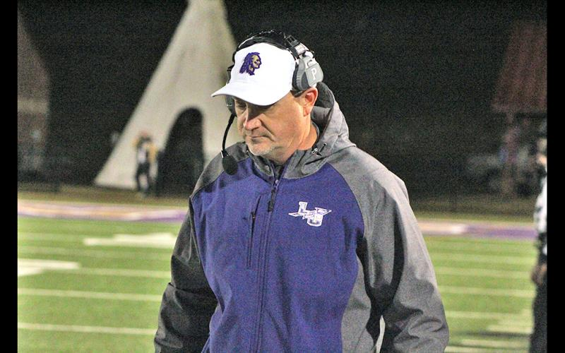 Shane Williamson, who served as the Indians' head coach for three seasons, announced that he is stepping down from the head coach position for the LCHS football team on Wednesday, April 17 to take the head coach position at Hawkinsville High School.