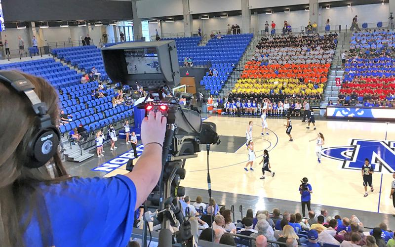 Georgia Mountain Television will have live broadcasts scheduled on the cable TV provider beginning in fall of 2019, featuring men's and women's soccer, men's and women's basketball, baseball and softball.