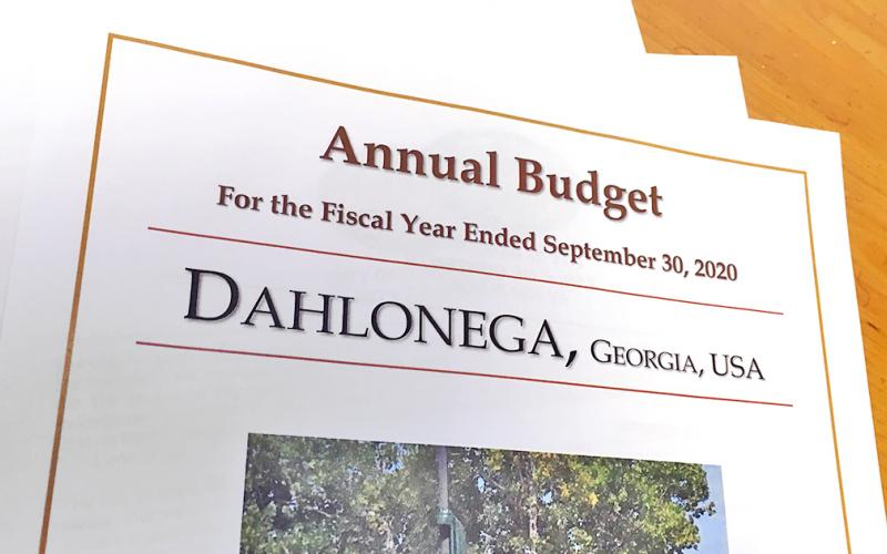 City budget set for adoption at next meeting