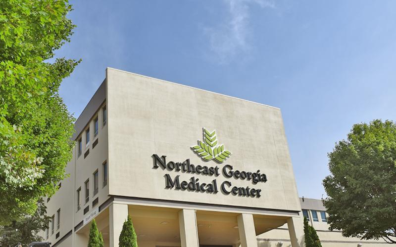 After being closed for a year, the newly named Northeast Georgia Medical Center Lumpkin opened its doors on July 16.