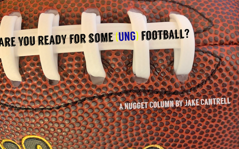 A plea for football at the University of North Georgia