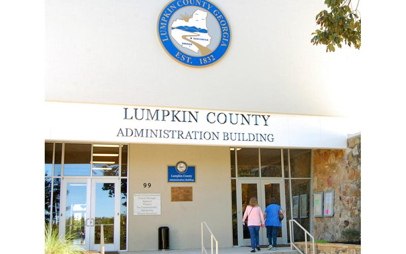 Learn how local government works at Lumpkin County 101