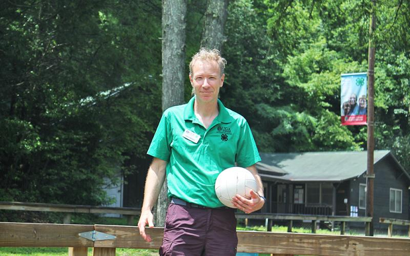 With summer camps cancelled, it's been a strange summer for David Weber and the rest of his Camp Wahsega year-round staff. While camps may be closed, some members of the staff, like Weber, live on-site, making the experience seem even more isolated.