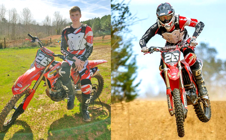 Lumpkin County High School graduate Alex Abbott recently qualified for the MX Sports Amateur National Motocross Championship.
