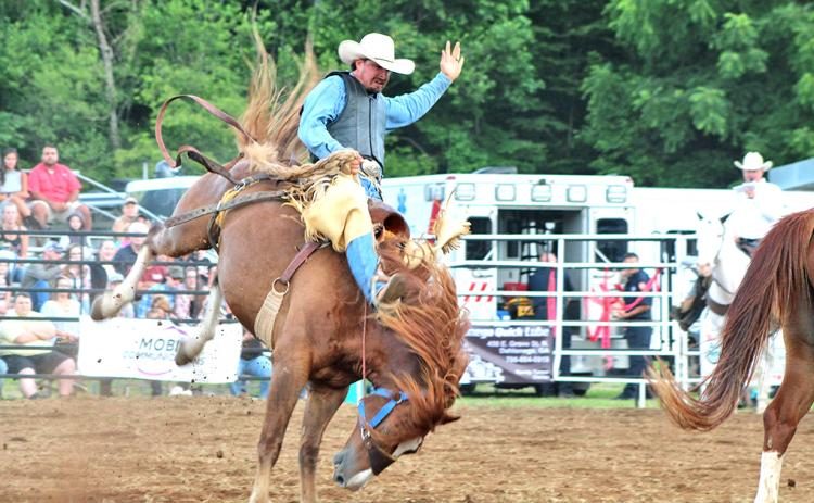Rodeo fans will have to wait until the fall in order to catch all the dirt-stomping action of the Mountain Top Rodeo at R-Ranch after the event was moved to October 31 and November 1 due to coronavirus precautions.