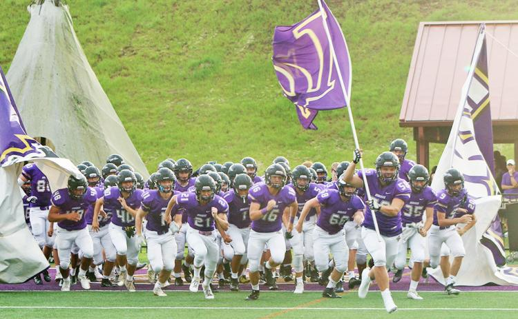 The Lumpkin County Indians football team will finally get a chance to play its first game of the 2020 season this coming Friday, Sept. 4. The Indians will host Franklin County at the Burial Grounds at Cottrell Field. Kick-off is set for 7:30 p.m.