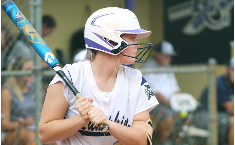Senior Lauren English's impressive season turned the heads of many Region 7-AAA coaches, as they voted her 2020 Player of the Year.